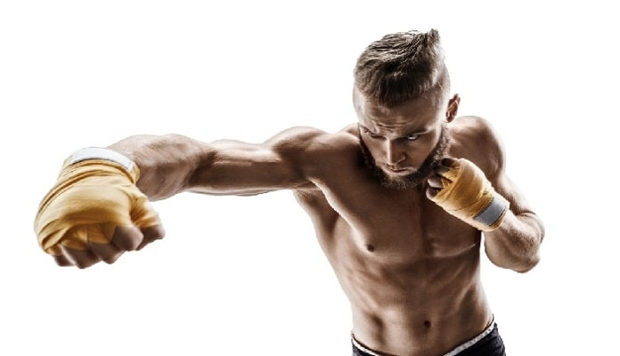 cuerpo boxeador