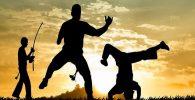 primera clase de capoeira