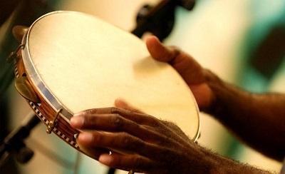 instrumento musical de capoira angola