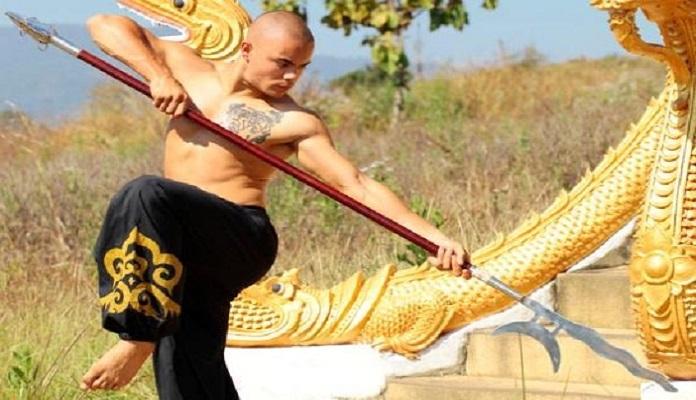 las armas chinas de kung fu tradicionales