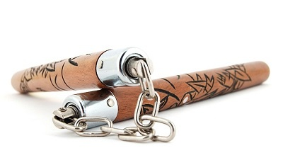 Nunchaku: arma china shaolin tradicional