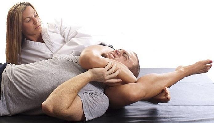técnica de Jiu Jitsu Brasileno