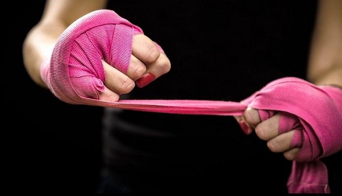 Cardio Kick boxing para mujeres