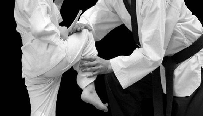 nombres de las patadas de taekwondo