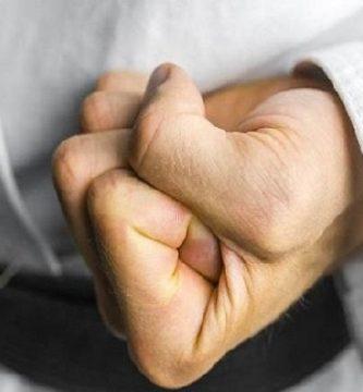tecnicas de karate para pelearse en la calle