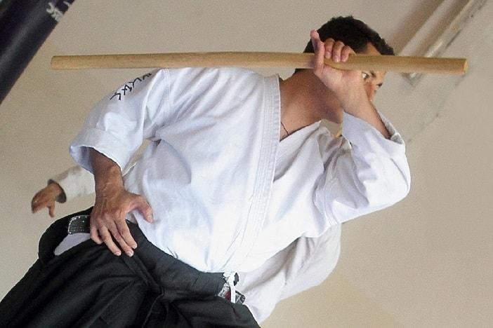 tecnicas de aikido