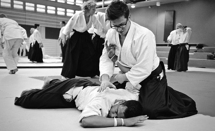aikido principiantes