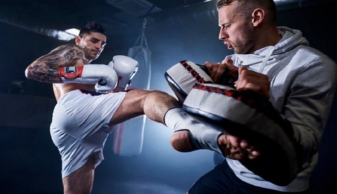 aprender kick boxing