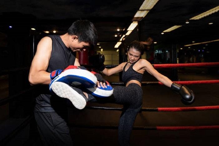 kick boxing tecnicas