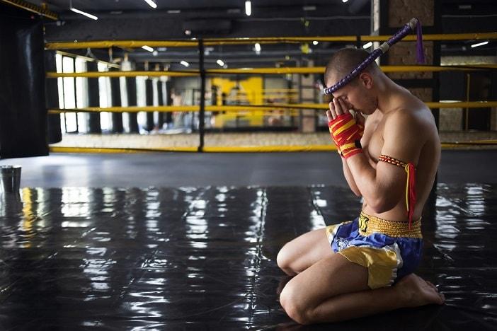 golpes de muay thai