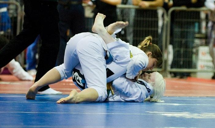aprender jiu jitsu en casa