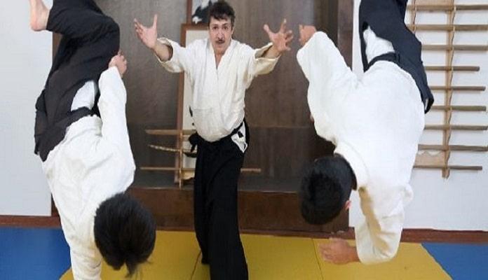 aprender aikido en casa