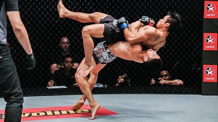 combates artes marciales