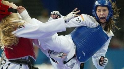 tipos de cinturones de taekwondo