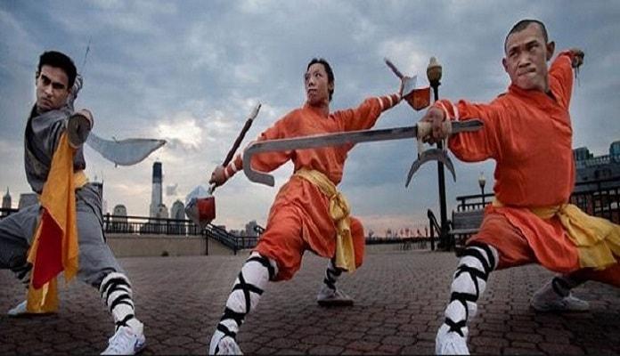 movimientos kung fu