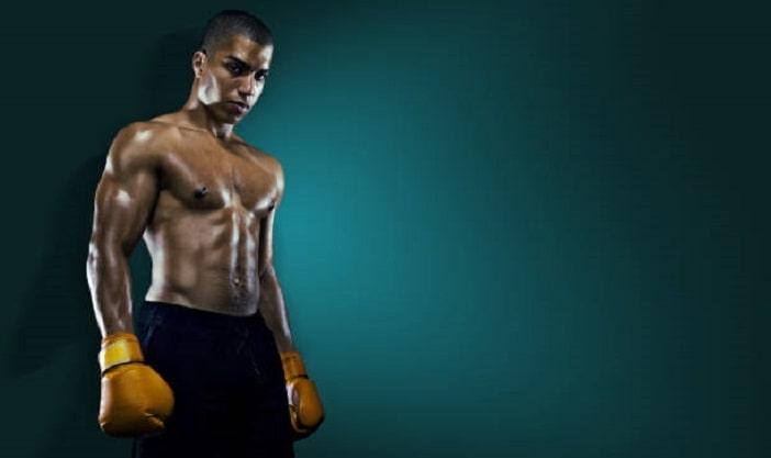musculo de boxeador