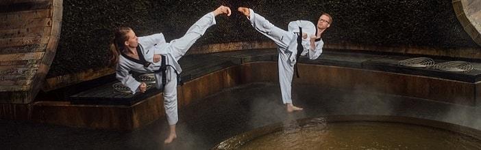 desventajas del taekwondo