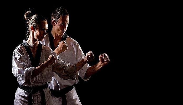 taekwondo cinturones